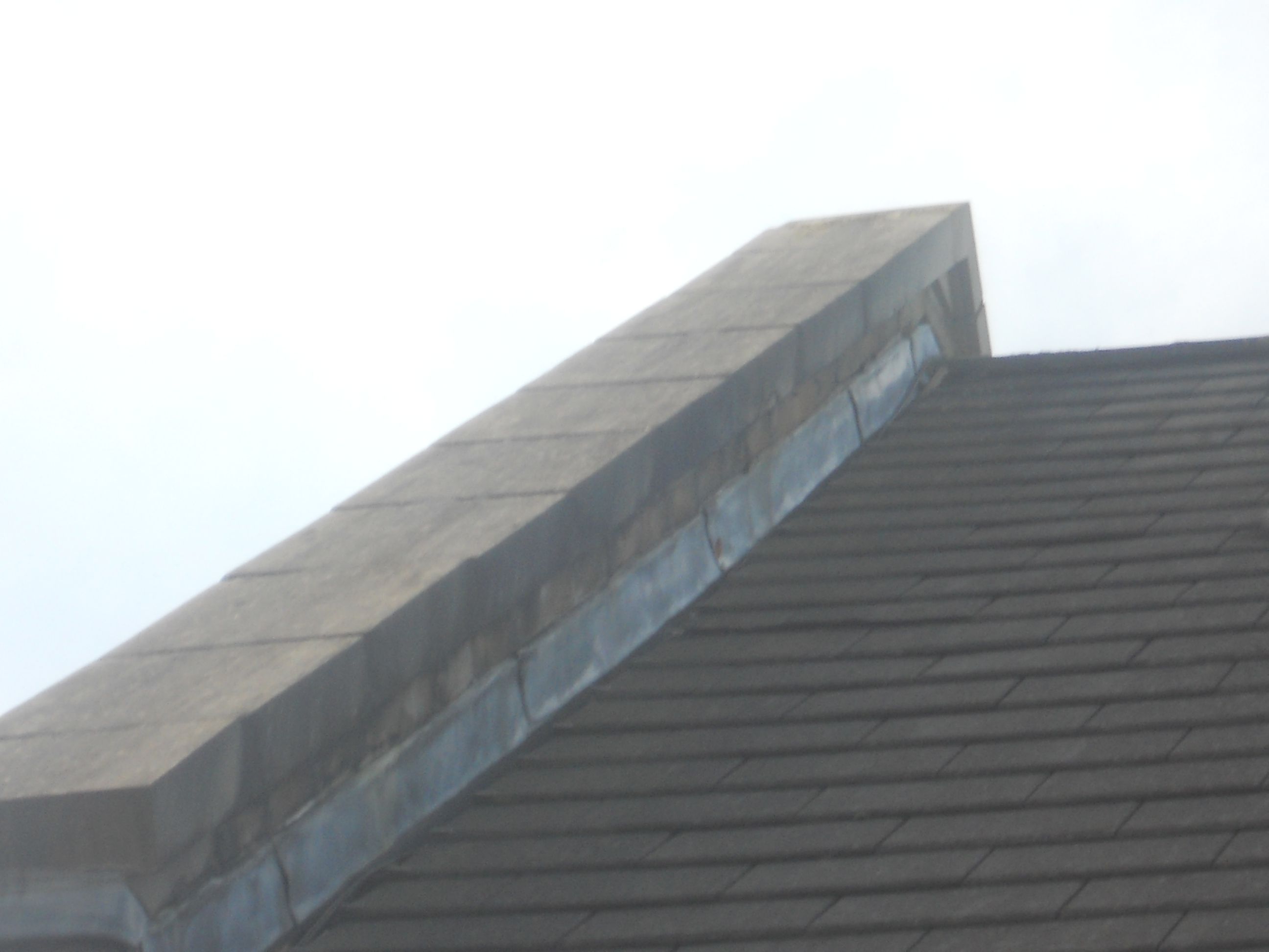 Parapets And Damp Brian Gale Surveyors