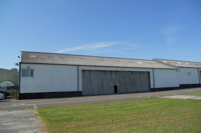 Aircraft Hangar Surveys 1