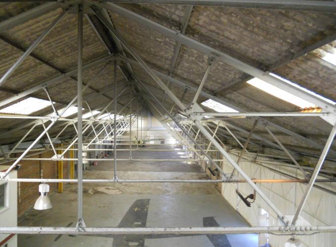 Aircraft Hangar Surveys 3