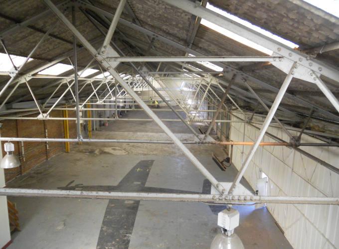 Aircraft Hangar Surveys 4