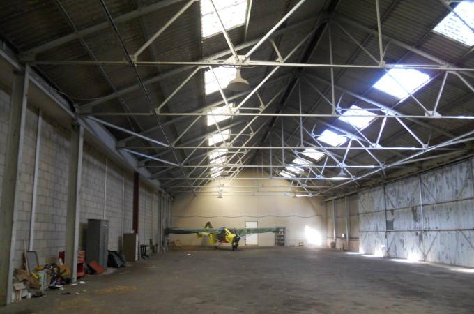 Aircraft Hangar Surveys 6