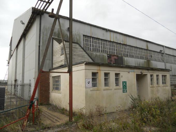 Giant Hangars Surveyed - image 1