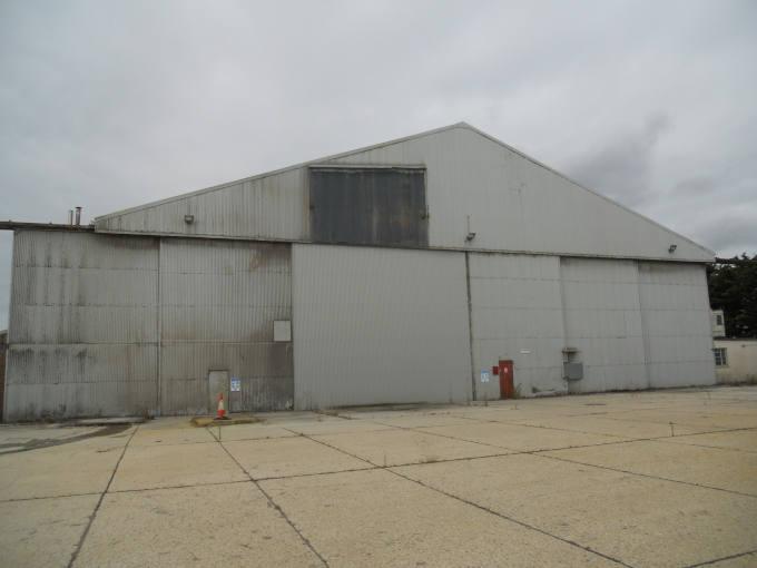 Giant Hangars Surveyed - image 2