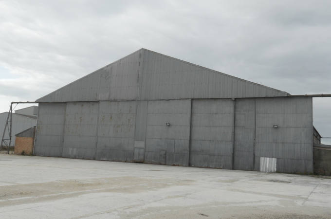 Giant Hangars Surveyed - image 5