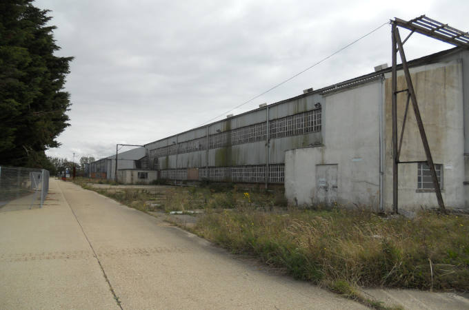 Giant Hangars Surveyed - image 6