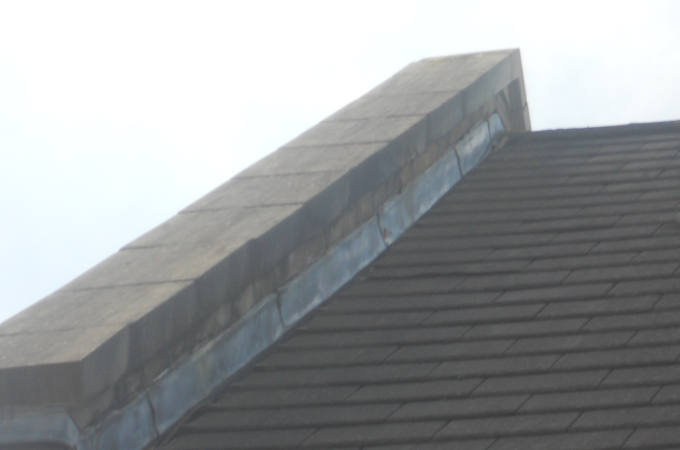 Parapets and Falling Damp 1