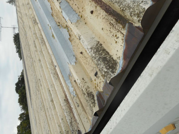 Industrial Warehouse Roof Coverings