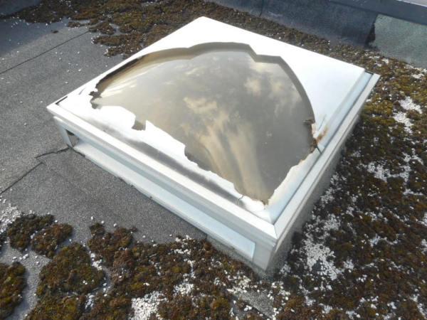 Unsightly Roof Lights